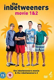 Inbetweeners Movie DVD