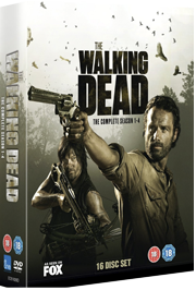 walking dead blu ray season 5