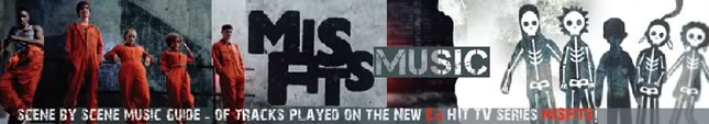 Misfits Music Guide Banner