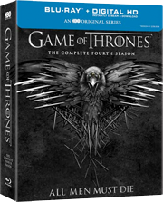 Game of Thrones Blu Ray & DVD